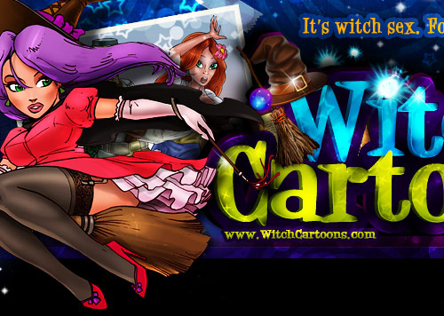 witch porn cartoons